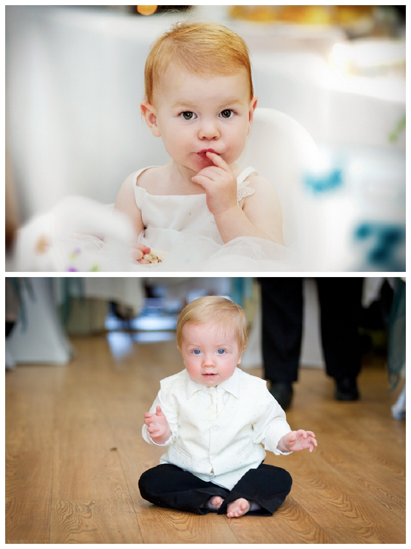 Child wedding portraits at White Hart Barn in Godstone