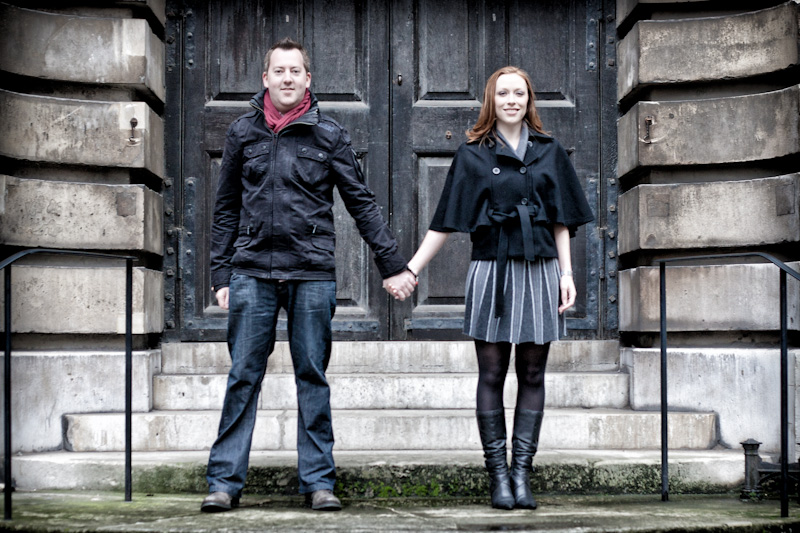 London Engagement Shoot by Cambridge Wedding Photographer Denness-2