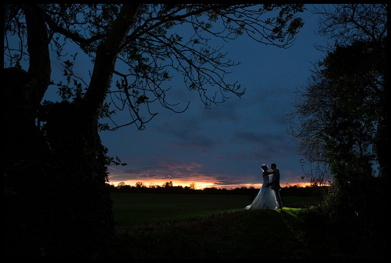 romantic wedding photography at the granary estates