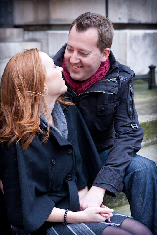 London Engagement Shoot by Cambridge Wedding Photographer Denness-7