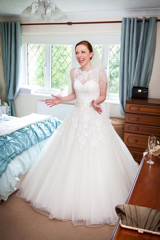 Turkey Mill Wedding Photography-10