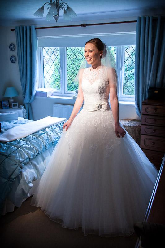 Turkey Mill Wedding Photography-12