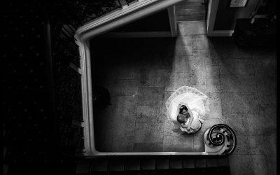 Jon and Jenni – by Addington Palace Wedding Photographer Peter Denness