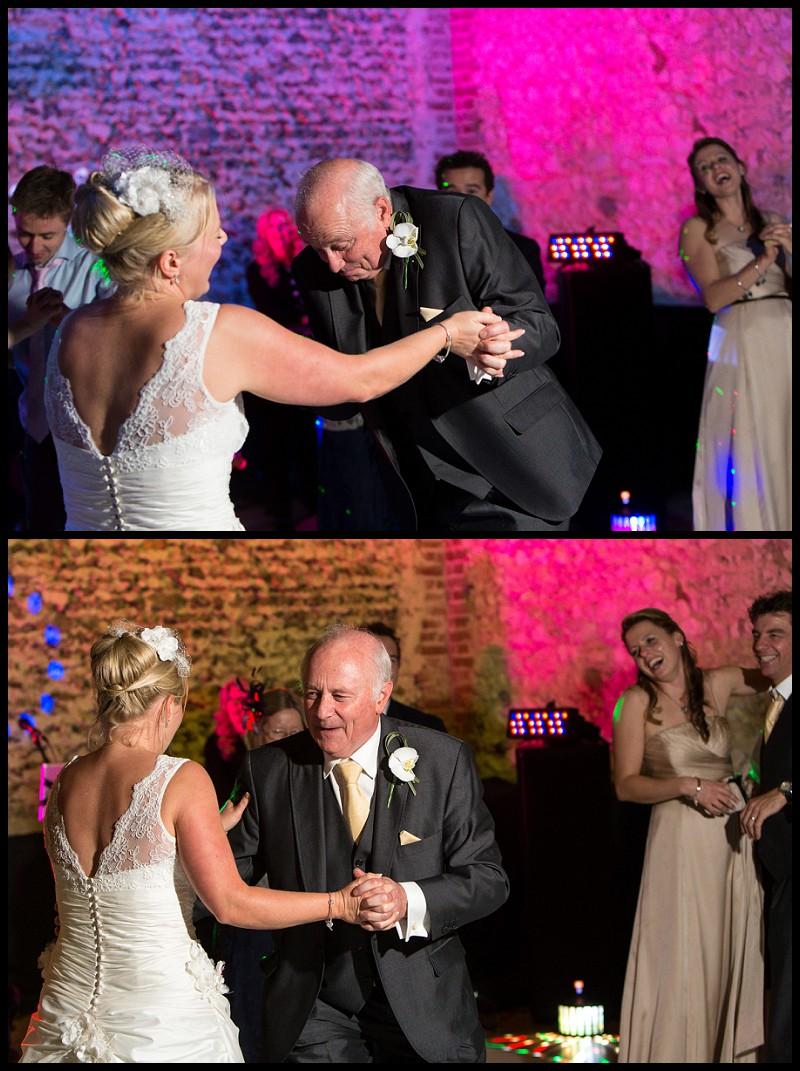 house wedding,