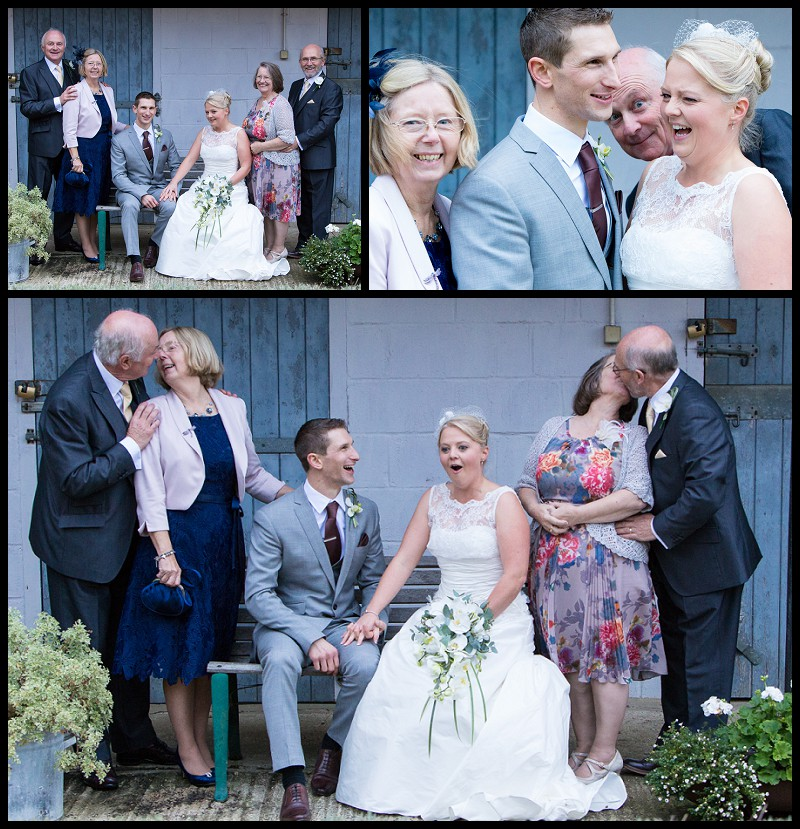 fun family group photos at the granary estates