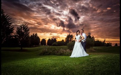 Channels Golf Club Wedding Photography – Alan and Rachel