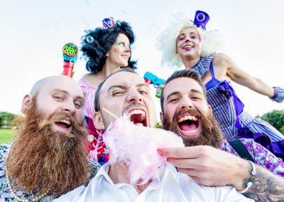Circus Themed Wedding-1