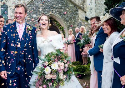 Norfolk Church Wedding