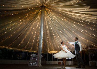 Rectory Farm Wedding Dance
