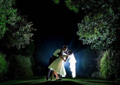 Rectory Farms Wedding bride and groom
