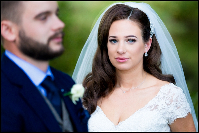 Beautiful Bride Dani Roberts MUA