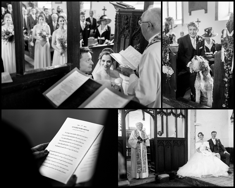 norfolk church wedding service