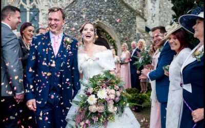 Pub Wedding in Norfolk – Penny and Dan