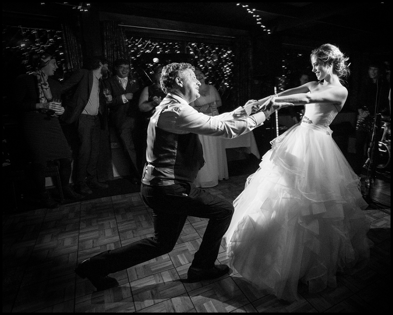father of bride and bride dance