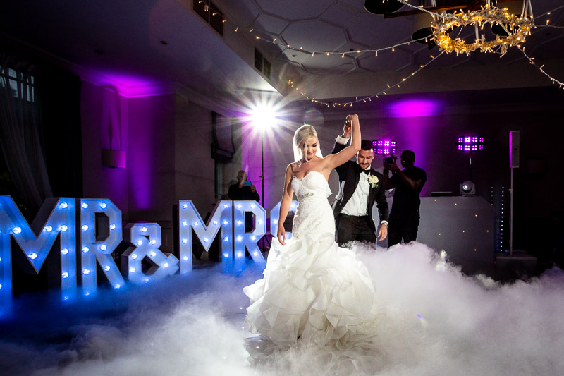 First Dance between man and wife
